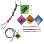 Promotional Mood Moodoggle Key Ring Craft Kit that Changes Color