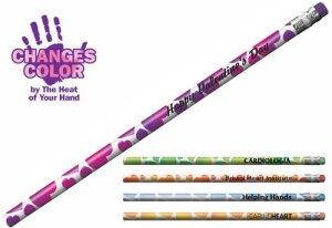 Heart Mood Pencils