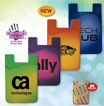 Custom Imprinted Color Changing Mood Smart Phone Wallets
