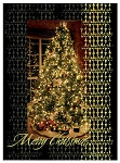 Decorated Tree - Christmas Cards