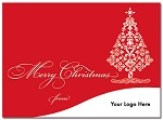 Tree Logo - Christmas Cards