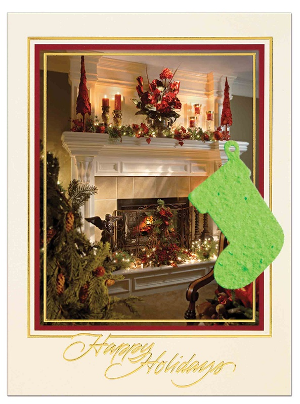 Custom Christmas Cards.Warm Holiday Home Card Plantable Christmas Greeting Cards Send Out Your Christmas Holiday Cards With Personalized Greetings