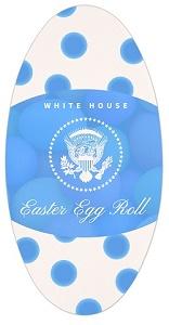 Custom Printed Natural Easter Egg Emery Boards