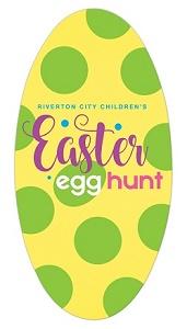 Custom Printed Yellow Easter Egg Emery Boards