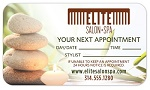 Spa & Salon - Write On Emery Board Appointment Card