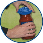 Magic Grip Rubber Jar Openers - with - Custom Imprint