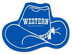 Cowboy Hat Rubber Jar Opener