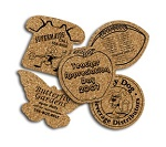 Promotional Cork Coasters