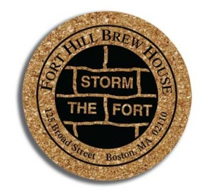 3 1/2 inch Coasters