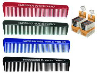 Custom Pocket Hair Combs