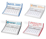 Custom Printed Desk Calendars