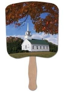 Chapel on a Hill Heavy Duty Church Fan