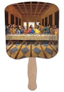 Ethnic Last Supper HD Church Fan