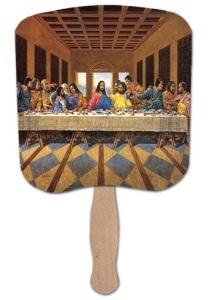 Ethnic Last Supper HD Church Fan