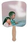 Heavy-Duty Church Hand Fans
