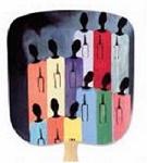 Church Hand Fans | Inspirational Designs