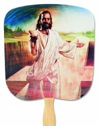 I Am the Way Church Fan