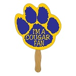 Personalized Hand Fans with Custom Print
