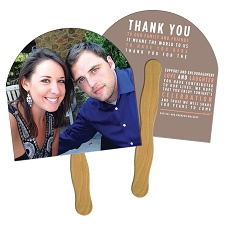 Keepsake Wedding Hand Fan