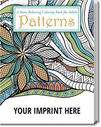Patterns Themed Adult Coloring Books