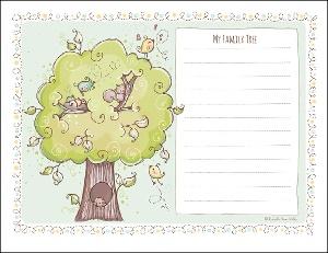 Custom Printed - My First Calendar