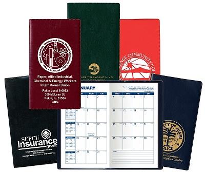 Promotional Castillion Monthly Pocket Planners
