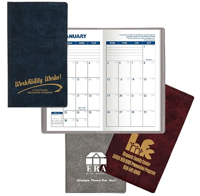 Promotional Inspiration Monthly Pocket Planners