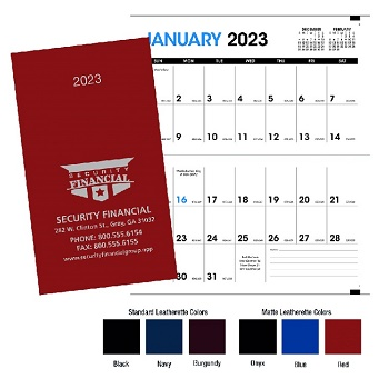 Triumph Monthly Pocket Planners