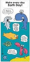 Sea Animals Fun Sticker Sheets