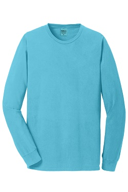 Long Sleeve Colored T-Shirts