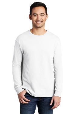 Long Sleeve White T-Shirts