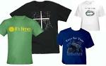 Custom Design Short Sleeve T-shirts