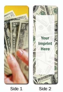 Money and Finance Bookmark