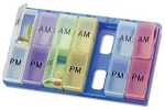 Promotional Medical Office - AM/PM Super Pill Organizer