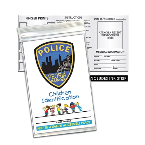 Children Identification Kit