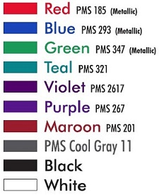 Medicine Dispenser Colors