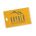 Automotive Accessories -  Custom Credit Card Ice Scrapers