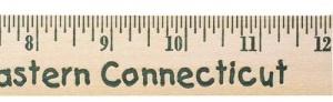 Wholesale 12-inch Natural Finish Flat Wood Ruler