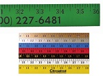 Measuring Devices - Personalized Wooden Yardsticks