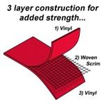 WorkHorse Tool Mat Construction