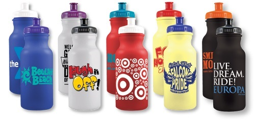 20 Ounce Bike Bottle
