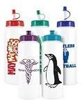 Custom Imprinted Drinkware: Promotional 32 Ounce Bike Bottle