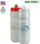 Custom Imprinted Drinkware: Promotional Sports Bottles