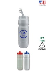 Sports Bottles with Straw