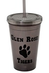 Custom Imprinted Drinkware: Insulated Double Wall Acrylic Tumblers