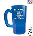 Custom Imprinted Drinkware: Promotional Plastic Stein