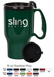 Promotional 16 oz Roadster Auto Mug