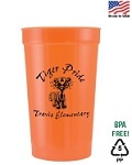 Custom Sports Stadium Cups
