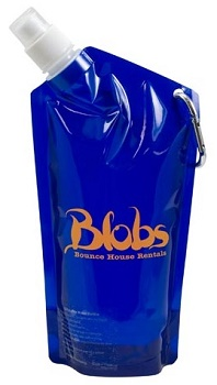 Collapsible Water Bottle with Custom Imprint