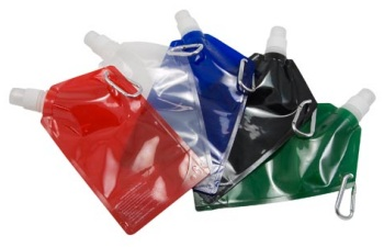 Collapsible Water Bottle colors